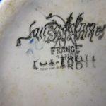 signature de Sarreguemines